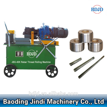 Parallel Rebar Rib Peeling Dan Thread Rolling Machines
