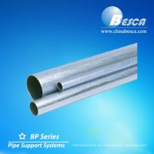 UL CE Estándar Besca Electrical Steel EMT Conduit