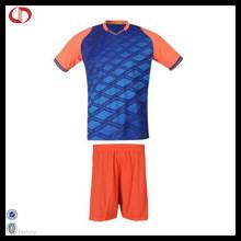 Sublimation Mens Soccer Uniform Sets Großhandel