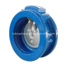 Одностворчатый обратный клапан типа Lron Wafer