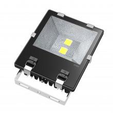 Großhandelsflammen-Lampen-Quadrat-Park-Aluminium der Qualitäts-100W LED