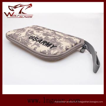 Airsoft pistolet Portable militaire tactique Holster pistolet Carry sac pochette pistolet main pistolet étui souple 4 couleurs