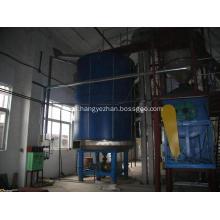 Continuous Vacuum Plate Dryer Machine