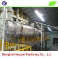 Misturador de argamassa seca automático completo 30t / hora