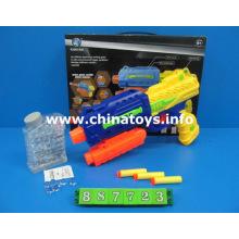Nueva pistola de bala de agua EVA juguete pistola suave bala (887723)