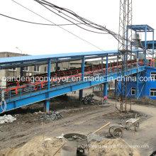 DIN/ASTM/Sha/Cema Standards Heavy Duty Quarry Conveyor