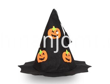 yellow aquash witch hat