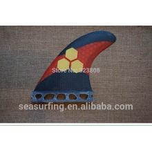 fin box pure color colorful design swim fins surf fins