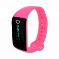 Sport sensor fitness tracker wristband mobile watch smart montre