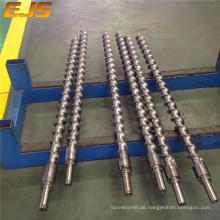 Extruderschnecke Kautschuk für PVC-Draht Extrusion Maschine