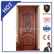 Modern Soild Swing Wood Interior Doors