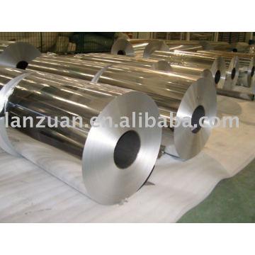 feuille d'aluminium pour un usage privé