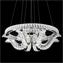 Factory outlet K9 crystal modern ceiling lamps