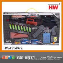 Productos más populares 2 en 1 Multi-funcional Air Soft Toy Gun