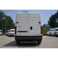 Van de carga Dongfeng multiestilo na fábrica