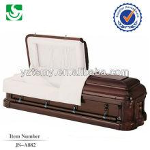 Coffrets bois de JS-A882 luxe acajou pour vente directe