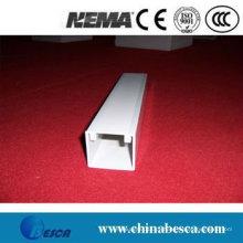 Entroncamento de cabos de PVC branco / cinza (UL, IEC, SGS e CE)