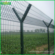 high quality airport welded warehouse e fence for highway