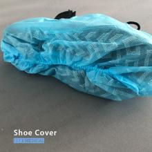 Capa de sapato de segurança descartável para visitas