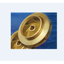Rotor de bomba de bronze personalizado / ASTM / ANSI