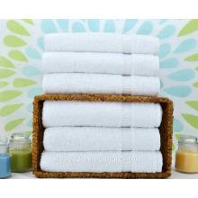 Badetücher von der Masse Handtuch Stoff reinweiß Handtuch Sets TS-020