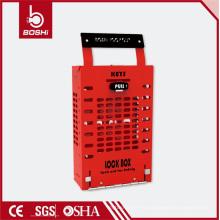 Kit de etiquetas de bloqueo de seguridad de acero eléctrico