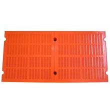 Malla modular de poliuretano para deshidratación