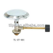 Portable steel gas burner/gas cooker