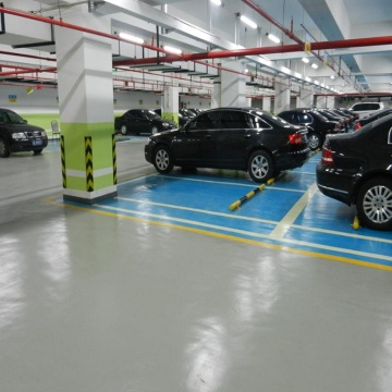 Garage Watergedragen Epoxy Coating