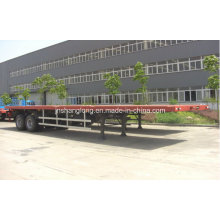 Semirremolque de 30 toneladas con dos ejes