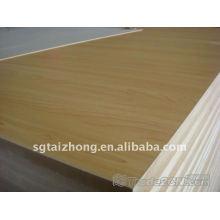 high density melamine mdf board for Furniture