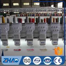 zhuji ZHAO SHAN 630 flat computerized embroidery machine price