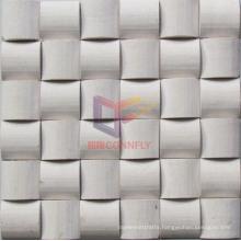 Cream Marfil Marble Mosaic Tile (CFS935)