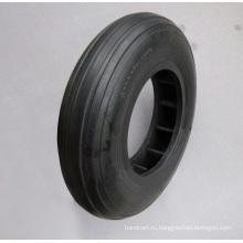 4.00-8 Высококачественная резина для колесных тележек с твердым покрытием