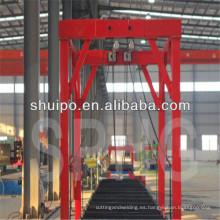 Tipo de Cadena de la máquina de vuelco / Turning Conveyor / Turning Machine