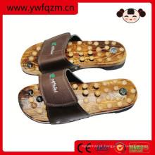 Sapatos de Massageador para Cuidado Saudável com Jade