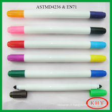 2015 Stationery Set of Double Felt Tips Water Color Markers goods from China for Promotion and Gift