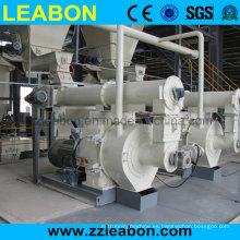 Máquina de molino de pellets de madera de biomasa