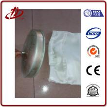 Fiberglas Filtertasche / gewebt oder Nadelfilz