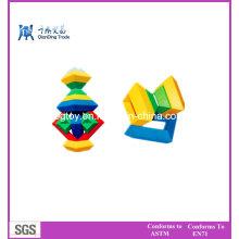 Plastic Blocks Intelligent Assemble Toy for Kids