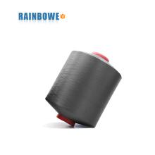 le moins cher Chine usine vente chaude 3075 / 48F polyester air recouvert de spandex