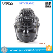 India Budismo Aromatherapy vela aceite esencial Quemador Buda