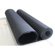 SBR Rubber Sheet Black