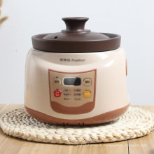 HG new item electric Ceramic multi cooker Slow Cooker electric stew pot LIDL amazon