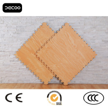 Wood Pattern eva tatami puzzle mats