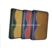96pcs CD holder PU fabric leather cd case / cd bag / cd holder
