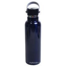 Multi functional uvc self-cleaning bottle uvc led sterilizing water bottle insulated vacuum flask 500ml