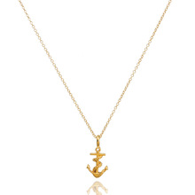 Fashion Women Necklace Gold Charms Stars Necklace for Ladies