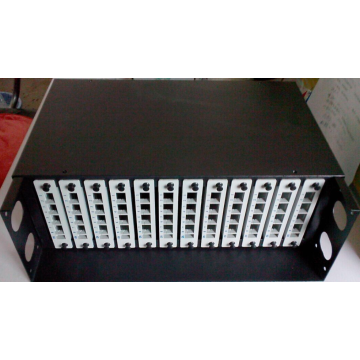 Panel Patch Pelabuhan Tipe 96 Rak-mount