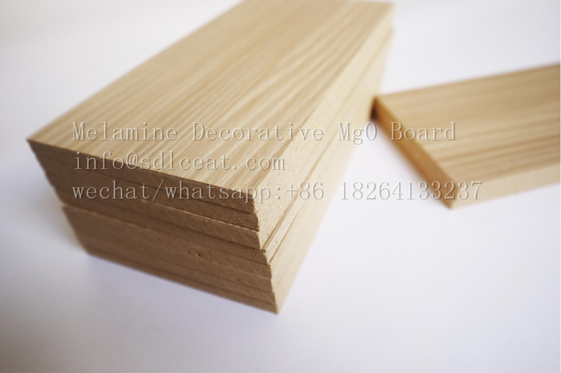 mgo melamine decorative boards for house